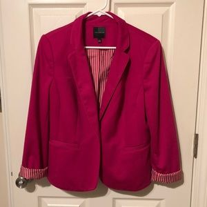 The Limited Pink Blazer